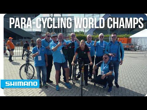Neutral Support at the para-cycling World Championships | SHIMANO