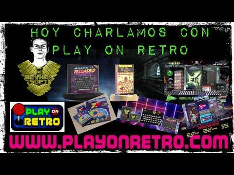 Hoy Charlamos con Play On Retro