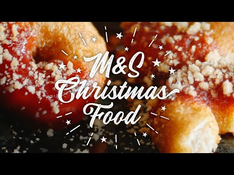 marksandspencer.com & Marks and Spencer Discount Code video: This is M&S Christmas Food | Julie Walters | M&S FOOD