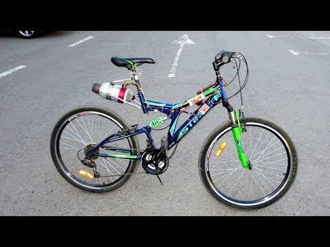 Реактивный велосипед - UCb9_Bhv37NXN1m8Bmrm9x9w