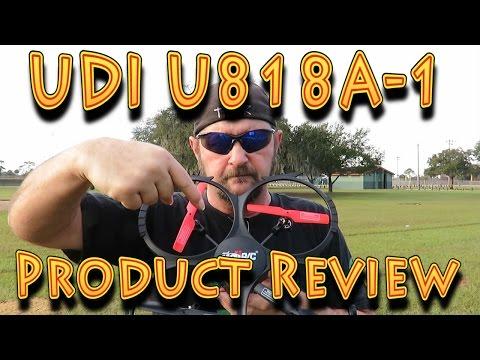 Review: UDi U818A-1  Upgraded Drone!!! (01.31.2016) - UC18kdQSMwpr81ZYR-QRNiDg