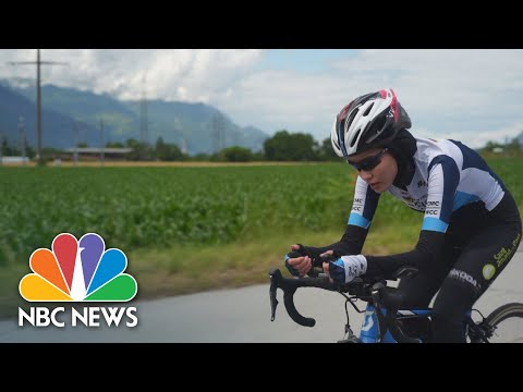 Cycling Means Freedom For Olympian Masomah Ali Zada Of The Refugee Team