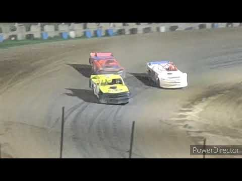 Pro Truck A-Main - Crystal Motor Speedway - 9-5-2021 - dirt track racing video image