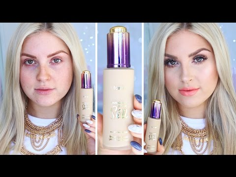 Tarte Rainforest Of The Sea Water Foundation ? First Impression Review