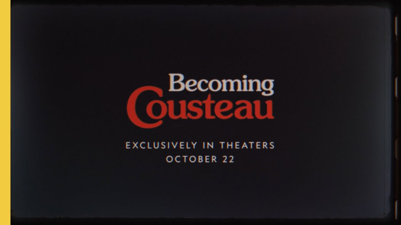 Becoming Cousteau | Official Trailer | National Geographic Documentary Films