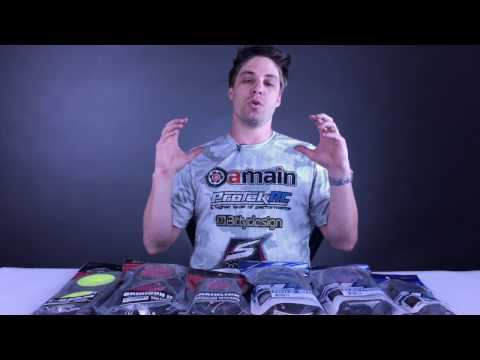 AMain Tech Talk - Ep 7: Tire Selection:  Choosing the right tire for the track & condition.s