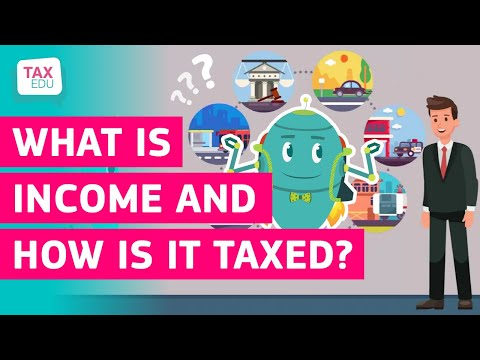 What is income and how is it taxed? photo