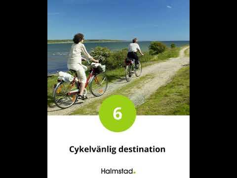 Cykelupplevelser i Halmstad