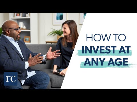 How to Invest No Matter How Old You Are