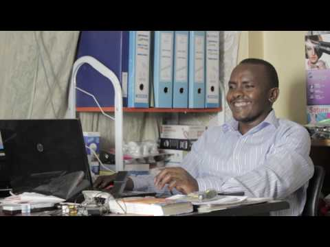 Against all odds: Kenyan SME's leverage e-commerce to  compete with the big boys