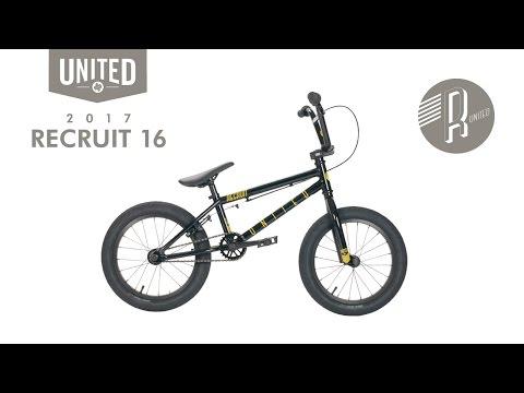 United BMX 2017 Recruit 16