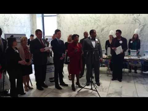Human Services Bake Sale 3/22/17 - State Senator Andrea Stewart-Cousins