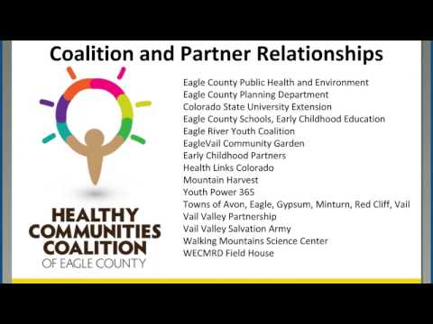 Plan4Health Mini-Webinar: Healthy Communities Coalition of Colorado
