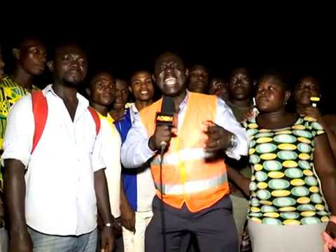 Legon-Aburi highway footbridge - Eye Hwan Asedee on Adom TV (14-2-17)