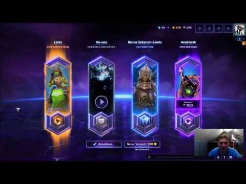 Heroes of the Storm Loot Box Opening Skandal