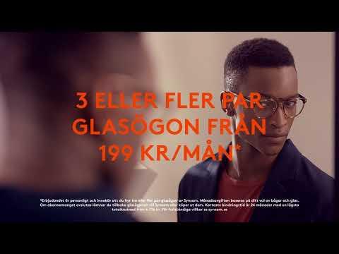 Synsam Abonnemang | Stolt sponsor av Så Mycket Bättre Del 2