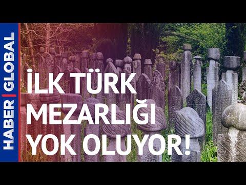 İlk Türk Mezarlığı Yok Oluyor!