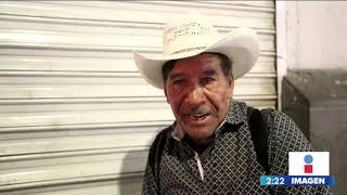 ¡Migrantes mexicanos huyen de la violencia y la pobreza rumbo a Estados Unidos! | Yuriria Sierra