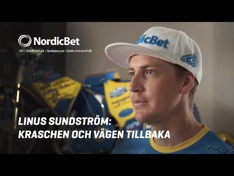 Linus Sundström: Kraschen och vägen tillbaka