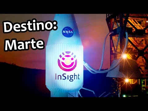Despega nueva misión marciana | Noticias 7/5/2018