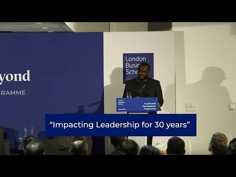 The Accelerated Development Programme: Impacting Leadership for 30 years | London Business School