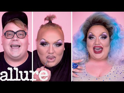 RuPaul's Drag Race Star Eureka O'Hara's Drag Transformation Tutorial | Allure