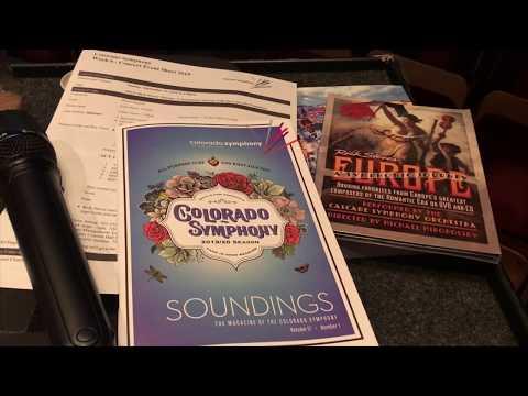 A Symphonic Journey: Denver