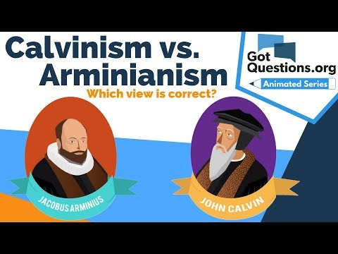 Calvinism vs. Arminianism - which view is correct?