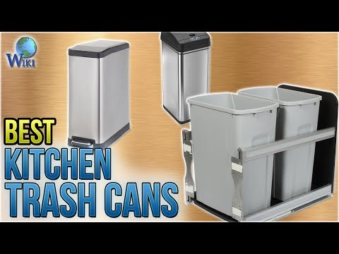 10 Best Kitchen Trash Cans 2018 - UCXAHpX2xDhmjqtA-ANgsGmw