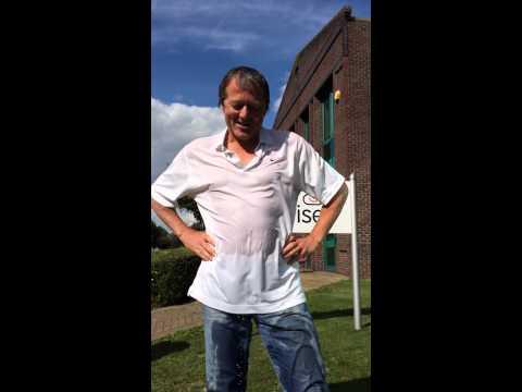 Sunriser Geoff #Icebucketchallenge