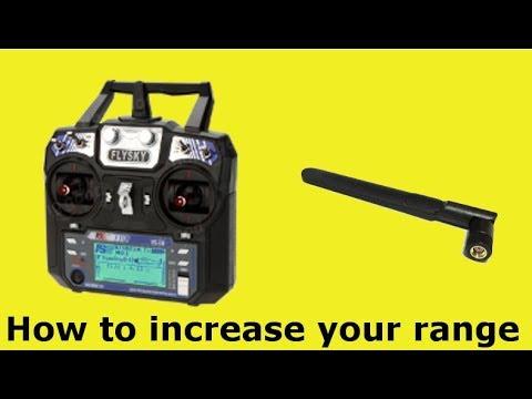How to Mod Flysky I6 with 8DB Antenna For longer range RC - MarcFPV - UC1gbYpOqc38YIteBDqhxiQQ