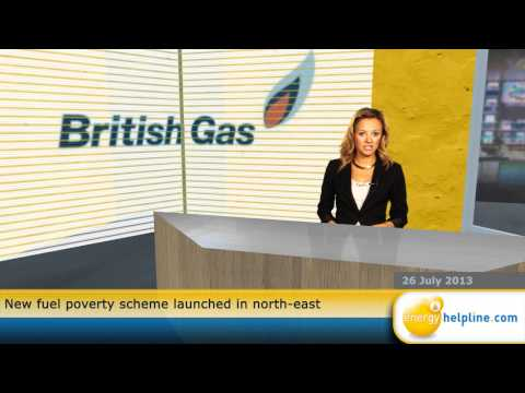 New fuel poverty scheme launched in north-east