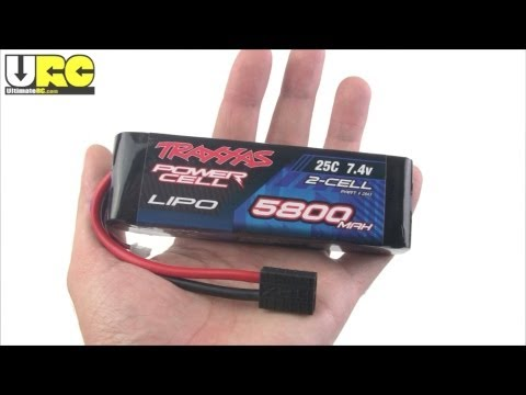 Traxxas 5800 mAh 25C 2S LiPo review - default