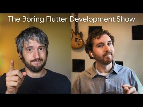 Adopt-A-Widget (The Boring Flutter Development Show, Ep. 44)