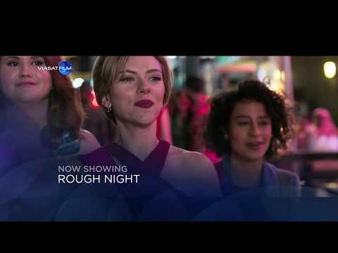 Viasat Film Premiere - Rough Night 13.4.2018
