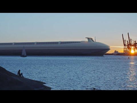 Vision - världens mest konkurrenskraftiga hamn