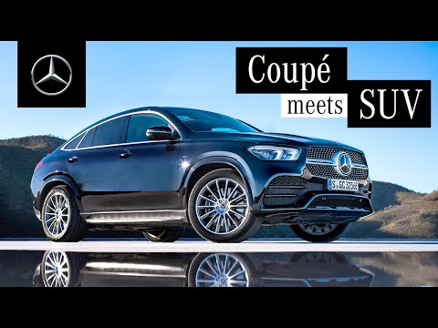 More Space, More Elegance: The GLE Coupé Exterior Design