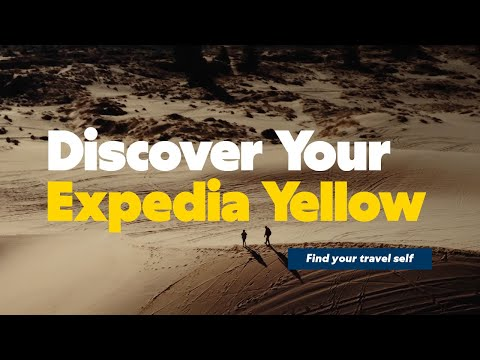 Discover Your Expedia Yellow | Expedia