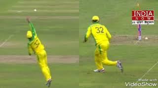 WATCH: Glenn Maxwell produces stunning throw to dismiss Sarfaraz Ahmed in Australia's win Pakistan