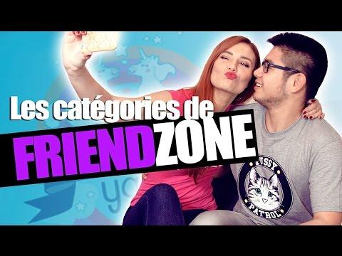 Les catégories de Friendzone - Andy - UCFcM0GoHEl6vNBdff0jBHDw