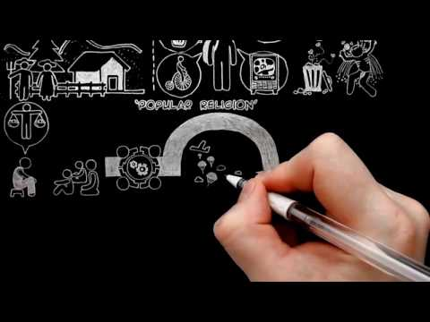 Making and Begetting by C.S. Lewis Doodle (BBC Talk 21, Mere Christianity, Bk 4, Chapter 1)