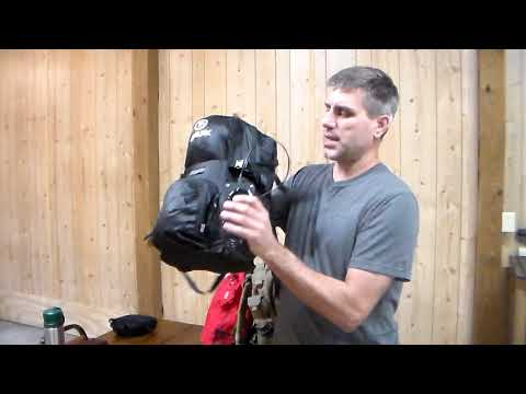 TOTALPAC  A small folding  backpack for preppers or hikers.