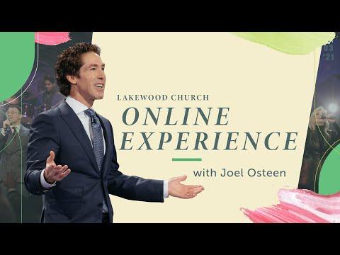 Lakewood Church LIVE  Joel Osteen  March 7, 2021