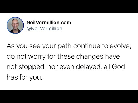 What Has Already Been Given You - Daily Prophetic Word