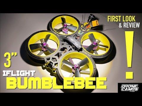 BEST CINEWHOOP of THEM ALL? - iFlight Bumblebee - FULL Review & Flights - UCwojJxGQ0SNeVV09mKlnonA