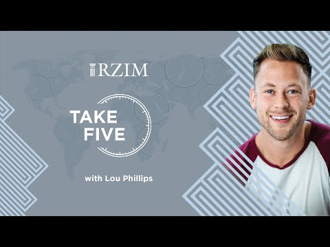 How (and Why) to Fast  Lou Phillips  TAKE FIVE  RZIM