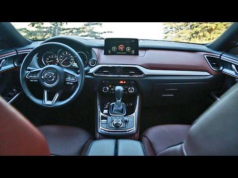 2016 Mazda CX-9 - INTERIORS
