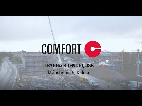 Comfort Projekt: Comfort JSB Månstenen 5, Kalmar