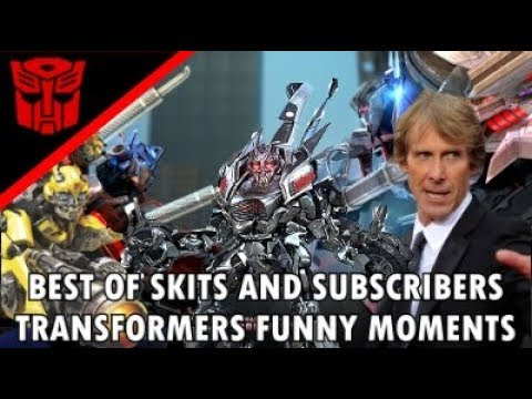 Best Of Skits, Subscribers And Transformers Funny Moments