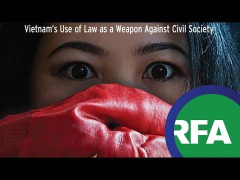 Việt Nam dùng luật để khống chế xã hội dân sự